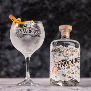 Fynoderee Manx Dry Gin - Winter Edition