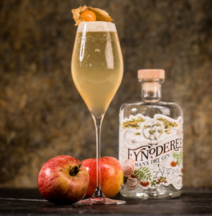 Fynoderee Manx Dry Gin - Autumn Edition