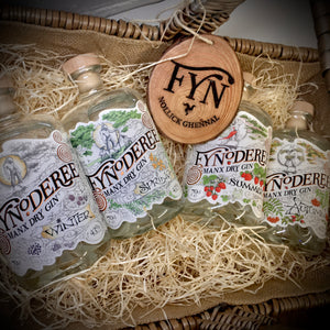 Four Seasons of Fyn Foraging Trug