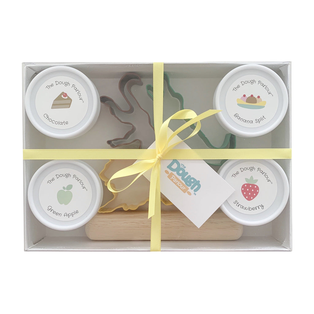 Safari Friends Gift Set