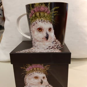 Boxed mug snow queen