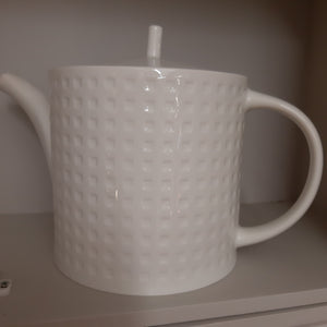 Grafton belleek teapot