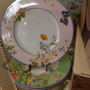 Aynsley four tea plates