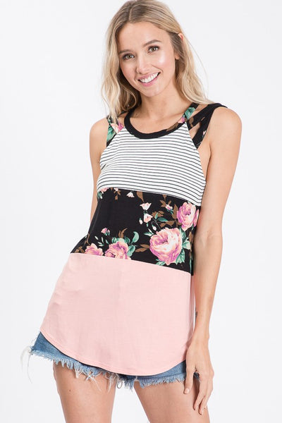 Summer Nights Tank Top S-XL