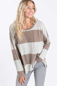 Striped Top S-XL