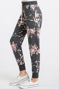 Floral Joggers S-XL