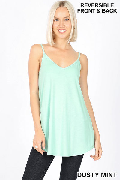 Totally Wearable Reversible Tank S-XL