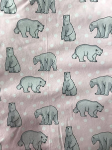 Polar Bear Playmat