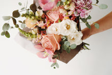 Load image into Gallery viewer, Small Paper Wrapped Bouquet