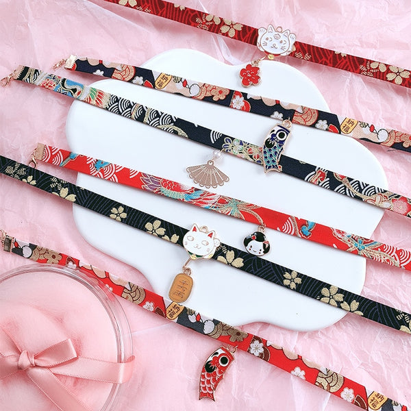 Limited Edition Japanese Style Harajuku Girls Chokers