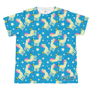 OOKS Unicorn Childrens T-shirt