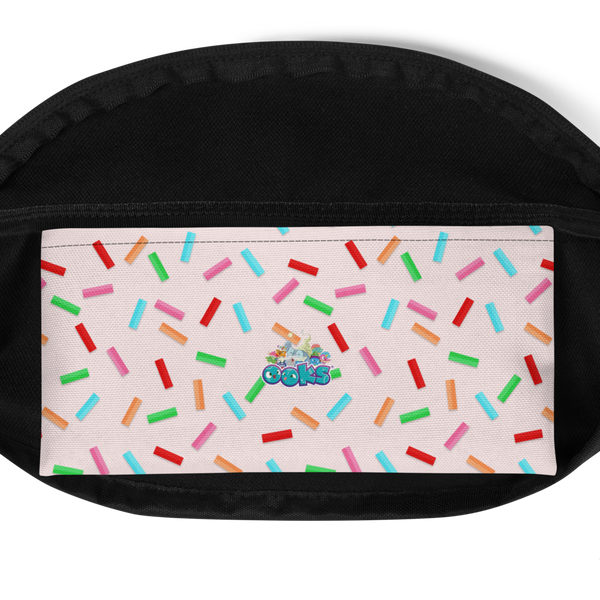 OOKS Sprinkles Belt Bag