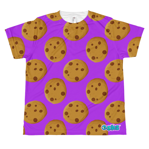 OOKS Cookie StoryStuff T-shirt - Childrens