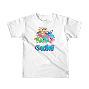 OOKS Gang - Short sleeve kids t-shirt