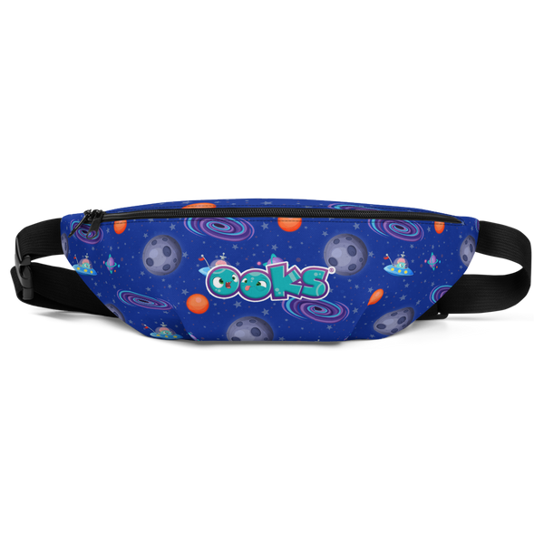 OOKS in Space Belt Bag