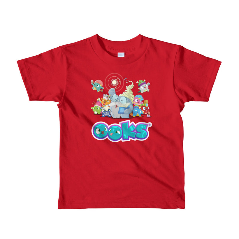OOKS Character T-shirts