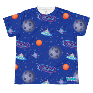 OOKS in Space StoryStuff T-shirt - Children
