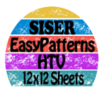 Load image into Gallery viewer, Siser EasyPatterns® Heat Transfer Vinyl