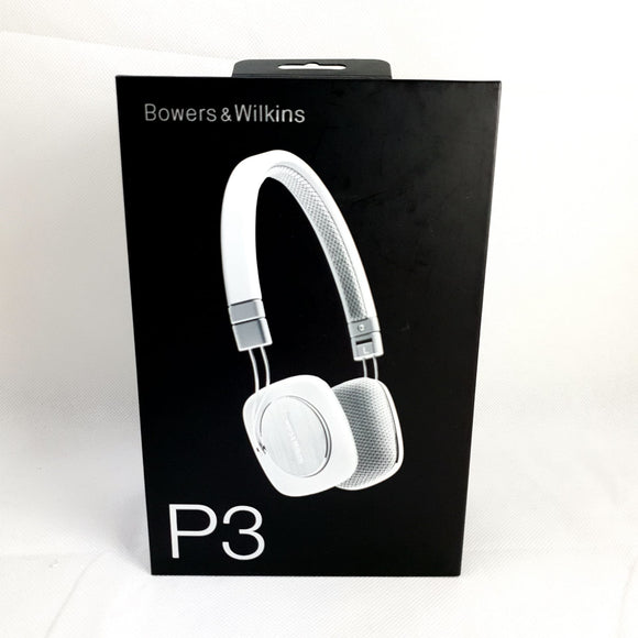 Casque Bowers & Wilkins P3 NEUF