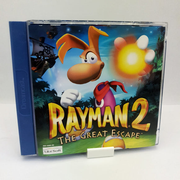 Rayman 2 Dreamcast