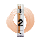 APK 2 in 1 Skin Perfecting Primer Foundation 03