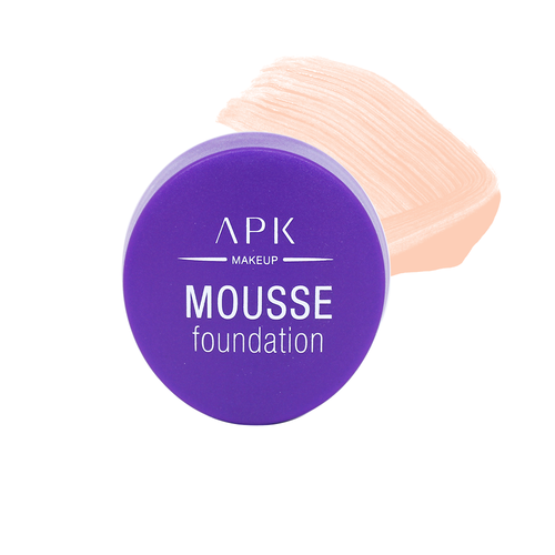 APK Dream Matte Mousse Foundation Shade 1