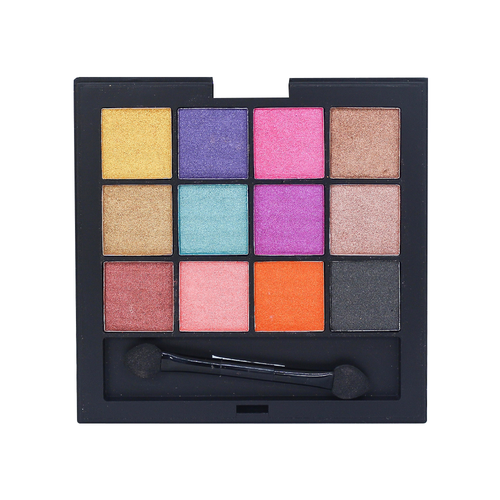 APK Professional Eyeshadow Palette 12 In 1 Shade 01