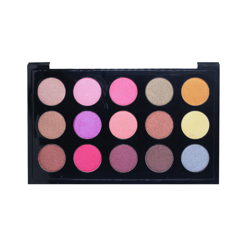 APK Professional Eyeshadow Palette 15 In 1 Shade 02