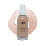 APK Sheer Shimmer Foundation Shade 3