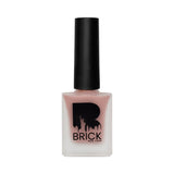 BRICK New York Matte Nails Crazed Nude 12