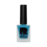 BRICK New York Matte Nails Glamorous Teal 01