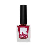 BRICK New York Sugar Nails Bright Crimson 06
