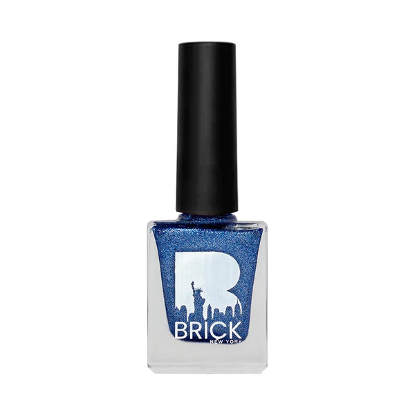 BRICK New York Sugar Nails Luminous Blue 01
