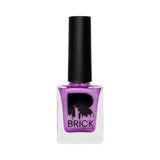 BRICK New York Sugar Nails Metallic Lilac 18