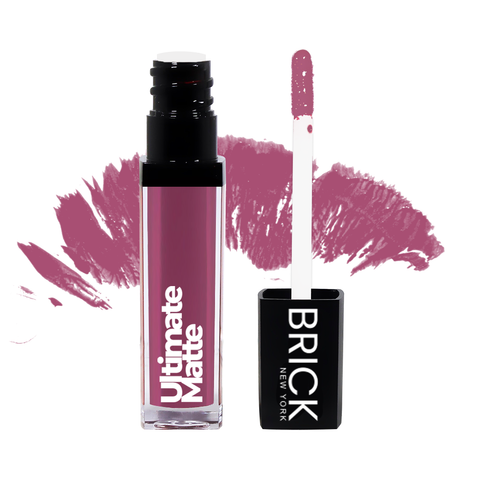 Brick New York Ultimate Matte Liquid Lipstick Soft Fuchsia 01