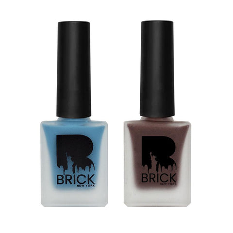 BRICK New York Matt Nails Combo 1
