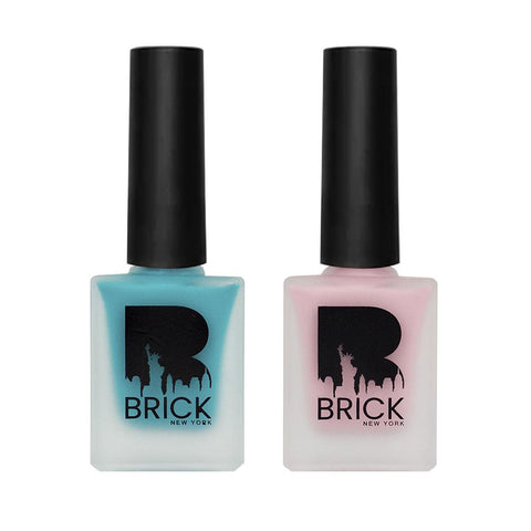 BRICK New York Matt Nails Combo 2