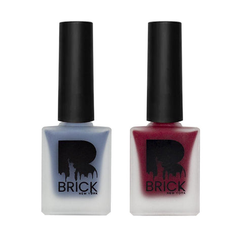 BRICK New York Matt Nails Combo 3
