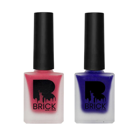 BRICK New York Matt Nails Combo 4
