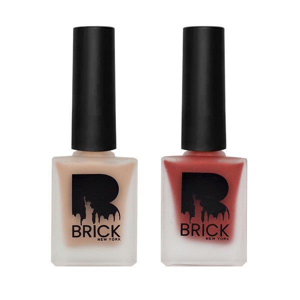 BRICK New York Matt Nails Combo 6