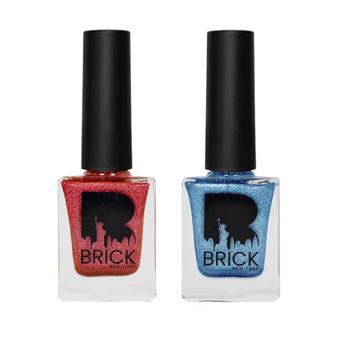 BRICK New York Sugar Nails Combo 10