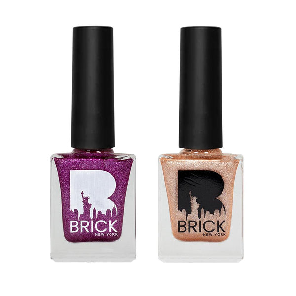 BRICK New York Sugar Nails Combo 12