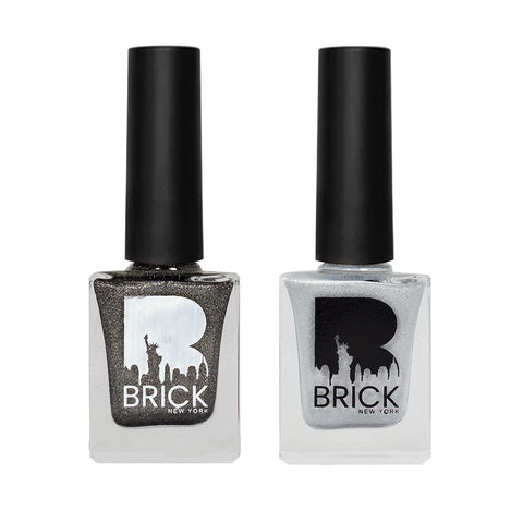 BRICK New York Sugar Nails Combo 2