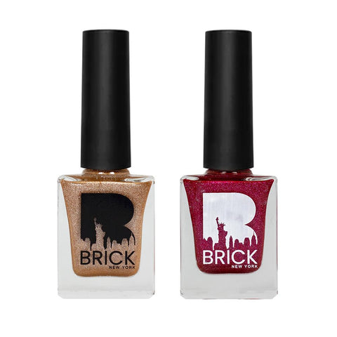 BRICK New York Sugar Nails Combo 3