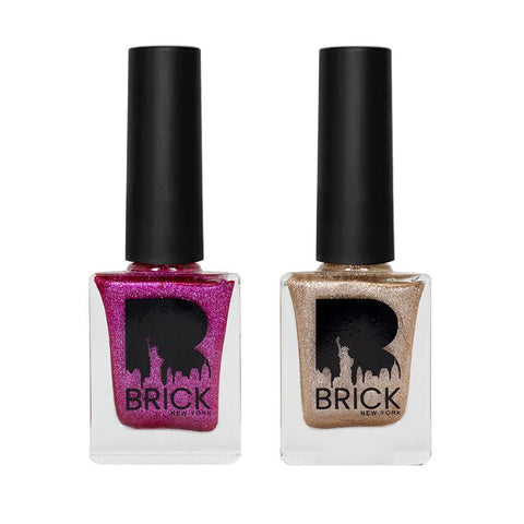BRICK New York Sugar Nails Combo 5