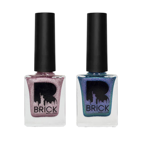 BRICK New York Sugar Nails Combo 8