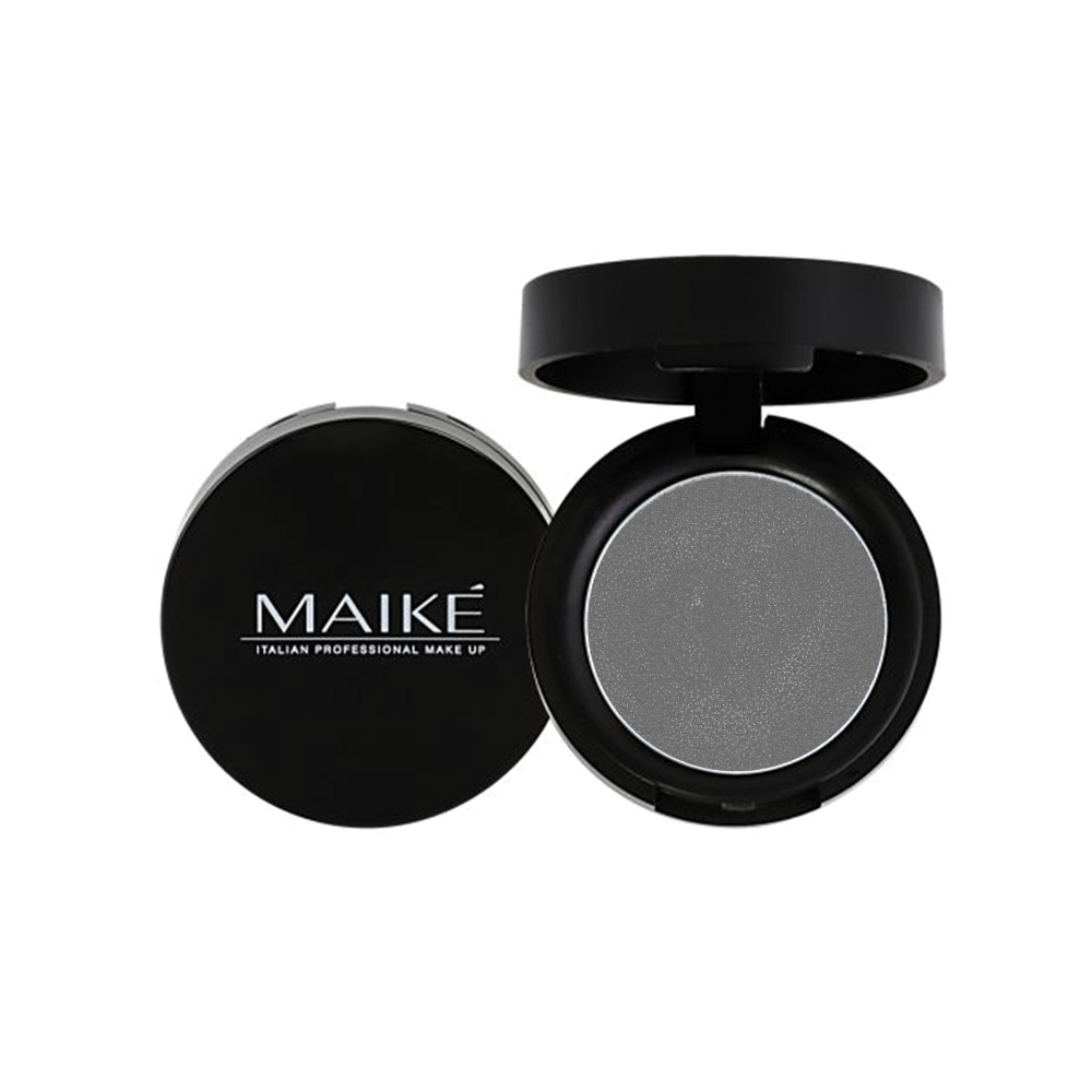MAIKE Color Design Compact Eyeshadow Onyx Shimmer 12