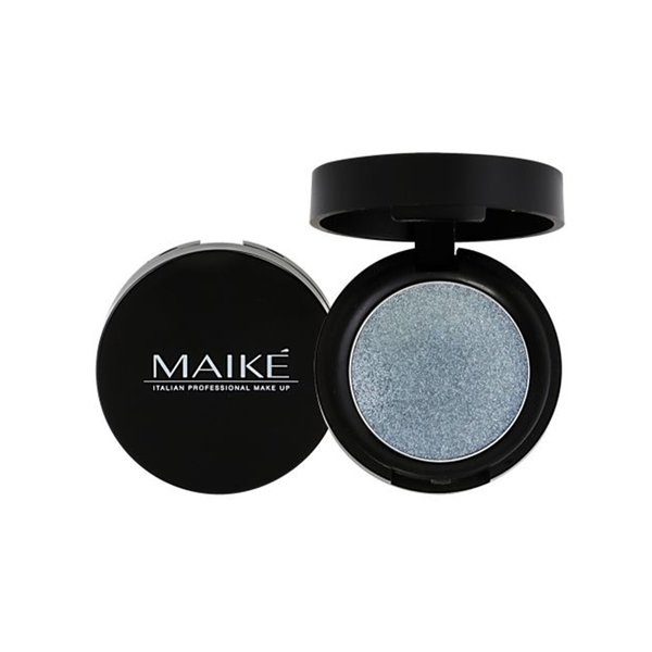 MAIKE Color Design Compact Eyeshadow Silver Glitter 13