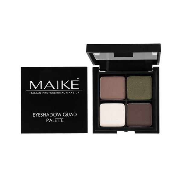 MAIKE Eyeshadow Quartet Palette Quartet Eyeshadow Romance 04