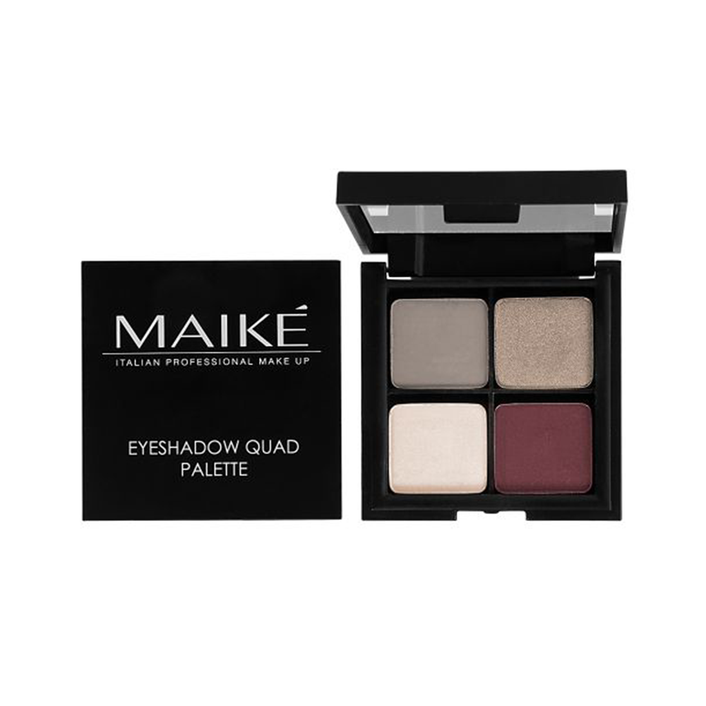 MAIKE Eyeshadow Quartet Palette Quartet Eyeshadow Sahara 03